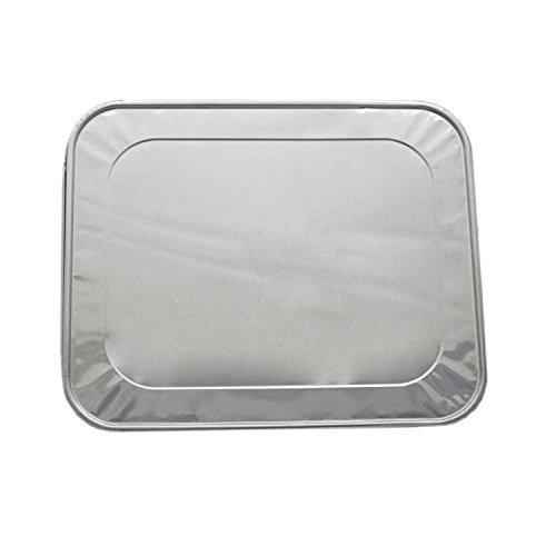 Disposable Aluminum Foil Steam Table Deep Pans Half Size