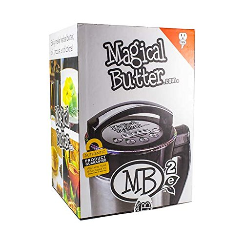 Magical Butter Silicone Decarboxylator Thermometer Combo