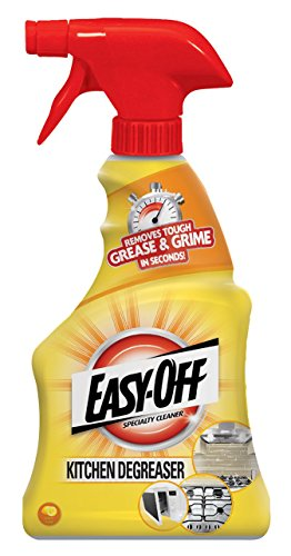 Easy Off Stove Top Cleaner: Easy-Off Professional Fume Free Max Oven Cleaner, Lemon 24