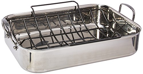 Anolon Tri Ply Clad Stainless Steel 17 Inch By 12 5 Inch