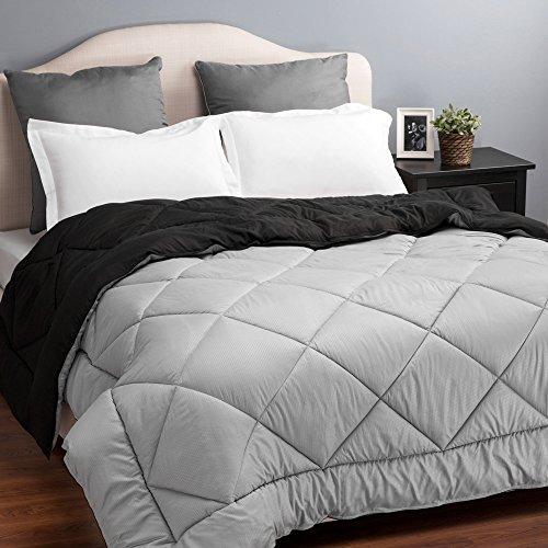 Full/Queen Reversible Comforter Duvet Insert With Corner