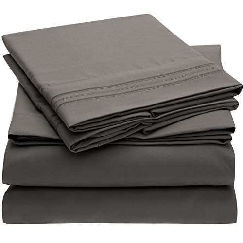 Chezmoi Collection 3pcs Solid Modern Quilted Coverlet Set