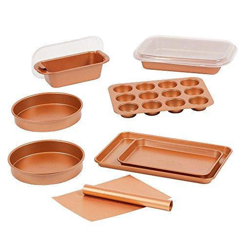 Copper Chef Pro Bacon Crisper 17 5 X 12 4 Piece Set Xl