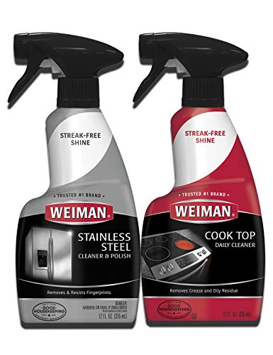 Best Cleaner For Stove Top Grease: Cook Top Cleaner And Polish